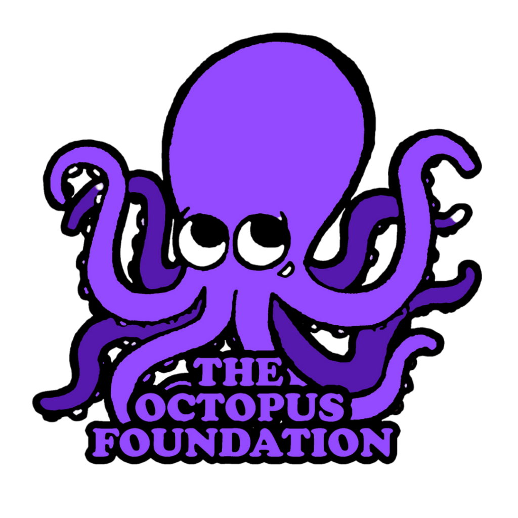 The Octopus Foundation Logo